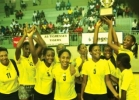Haïti-Volley : Les Tigresses et Tigers remportent la 4e édition du « Volley Extra »
